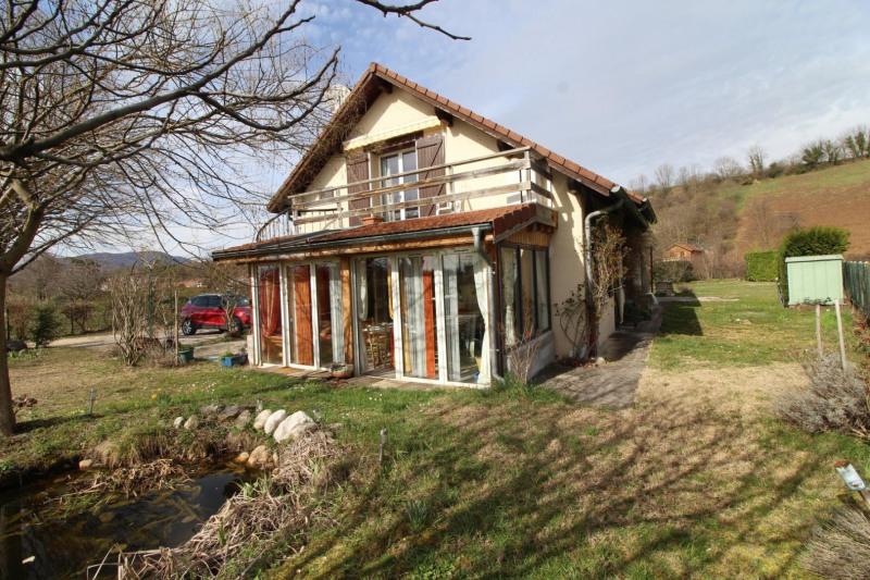 Vente maison / villa La buisse 380000€ - Photo 1