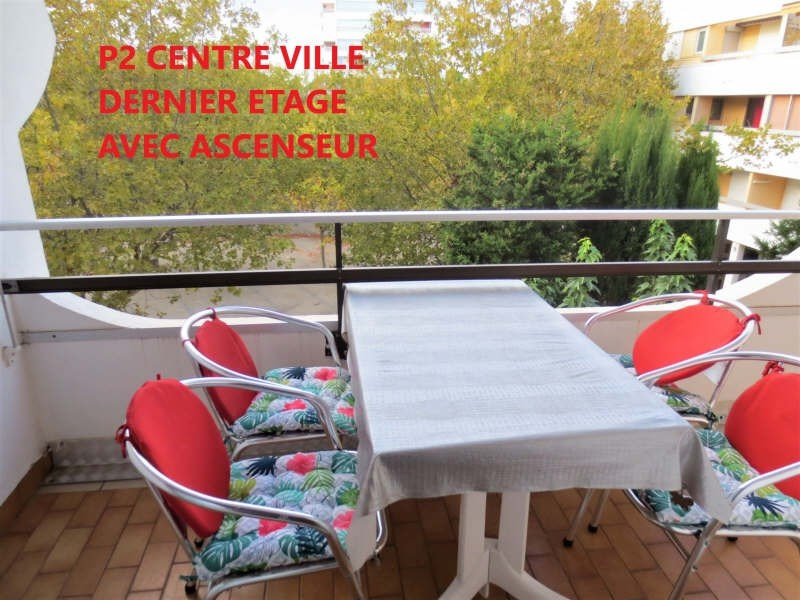 Vente appartement La grande-motte 159 000€ - Photo 1