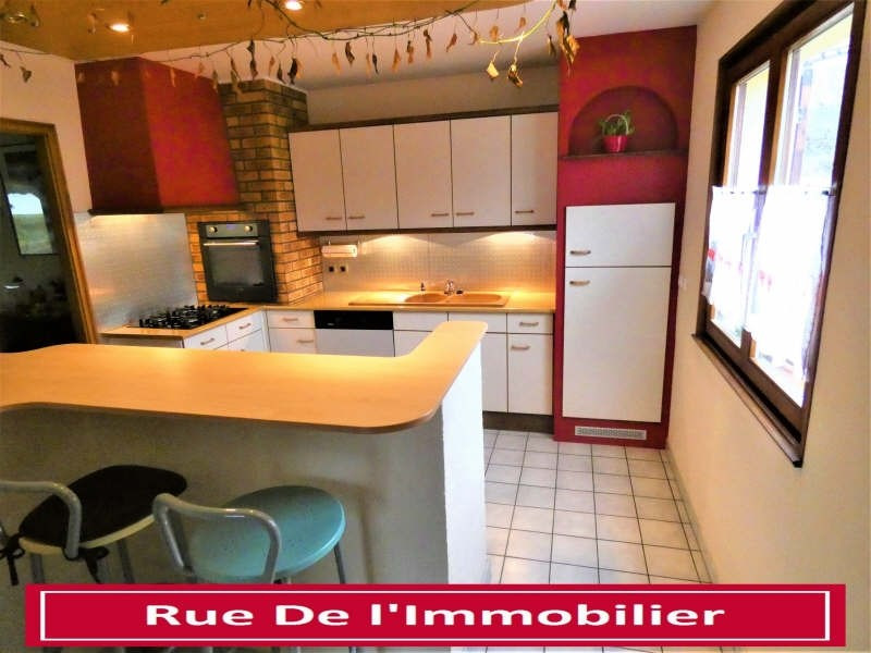 Sale house / villa Schirrhein 244 950€ - Picture 2