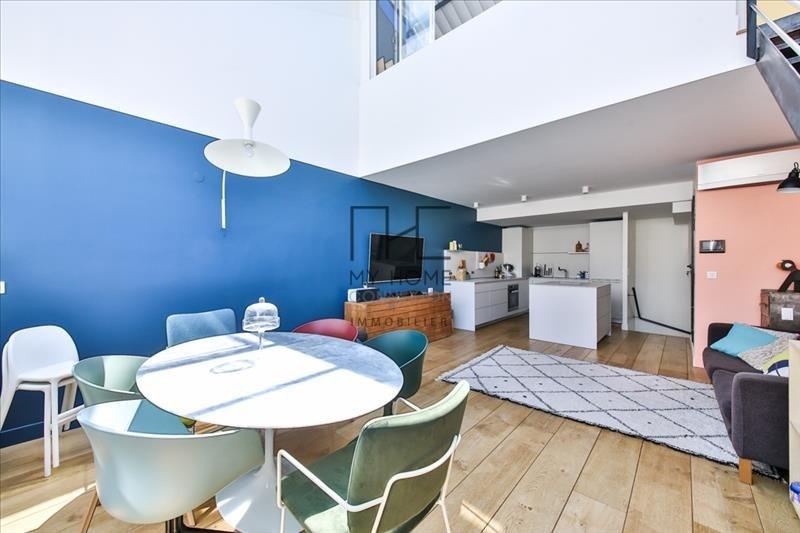 Venta de prestigio  casa Montrouge 1095000€ - Fotografía 3
