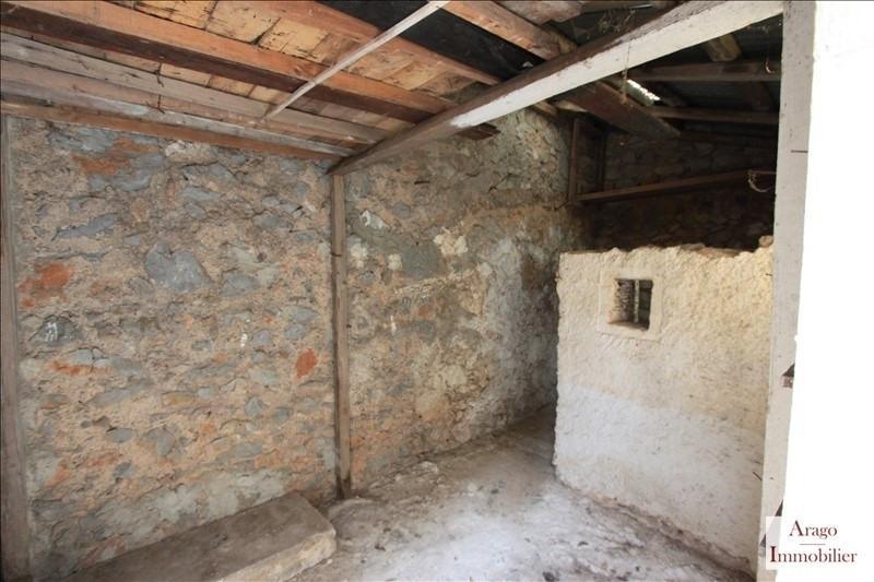 Vente maison / villa Opoul perillos 44000€ - Photo 5