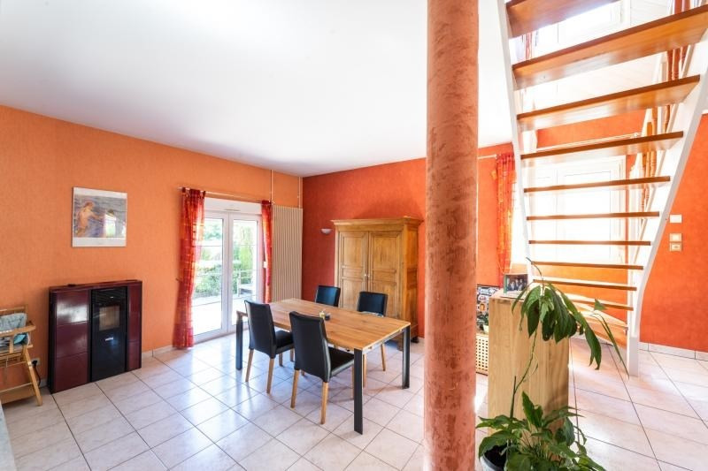 Vente maison / villa Coin les cuvry 349 000€ - Photo 3