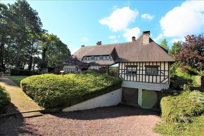 Vente de prestige maison / villa Canapville 588000€ - Photo 3