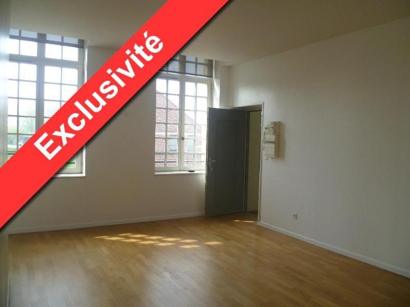 Location appartement Aire sur la lys 390€ CC - Photo 1