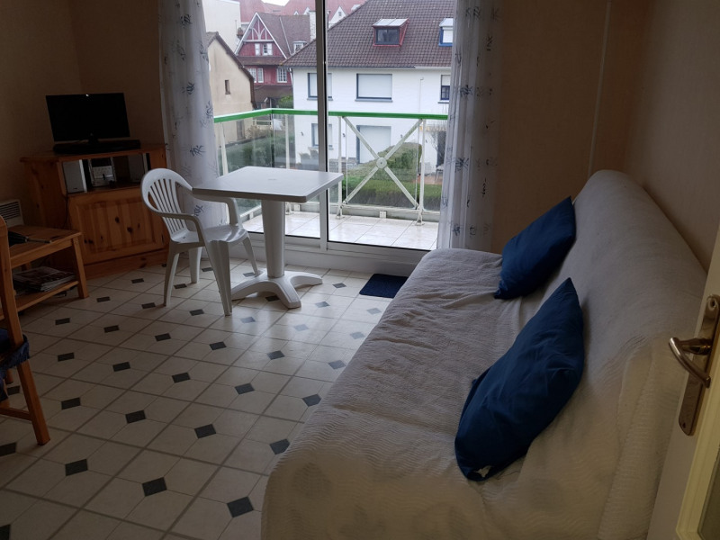 Location vacances appartement Le touquet 490€ - Photo 1