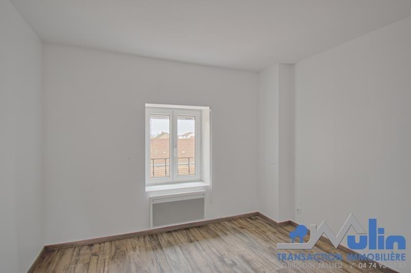 Verkoop  appartement Bourgoin jallieu 149900€ - Foto 4