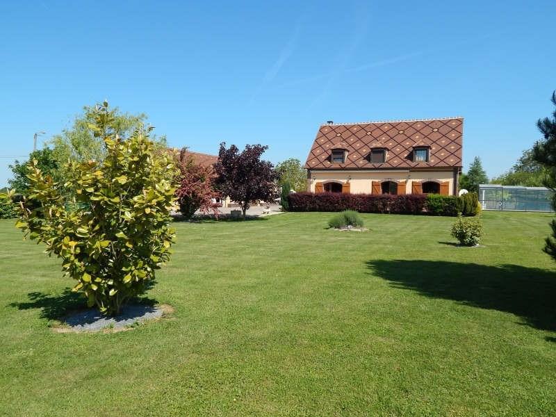 Vente de prestige maison / villa Boeurs en othe 341000€ - Photo 2