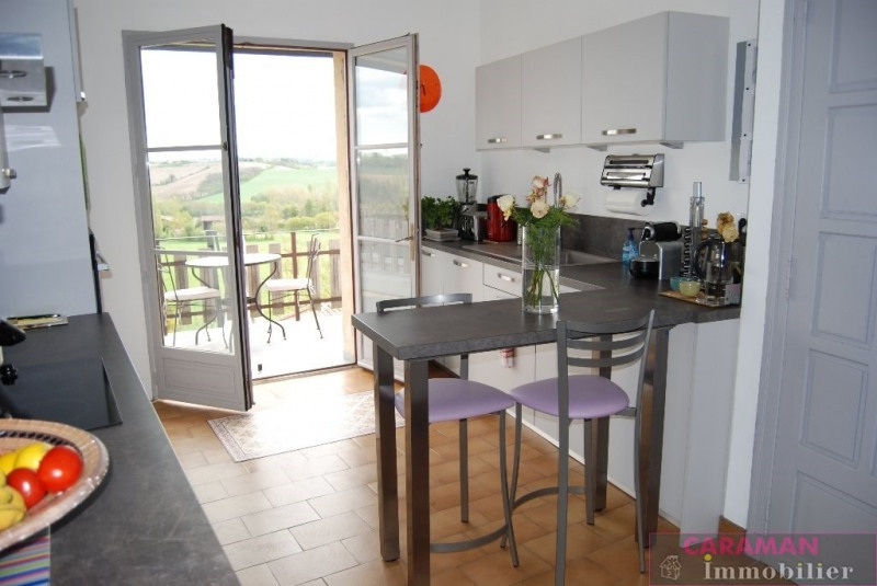 Vente maison / villa Caraman  secteur 285 000€ - Photo 3