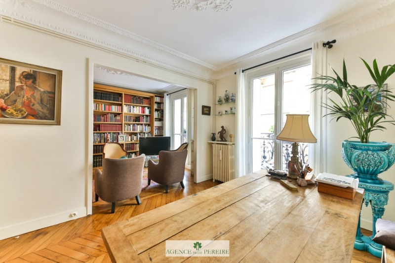 Vente appartement Paris 17ème 843 000€ - Photo 4