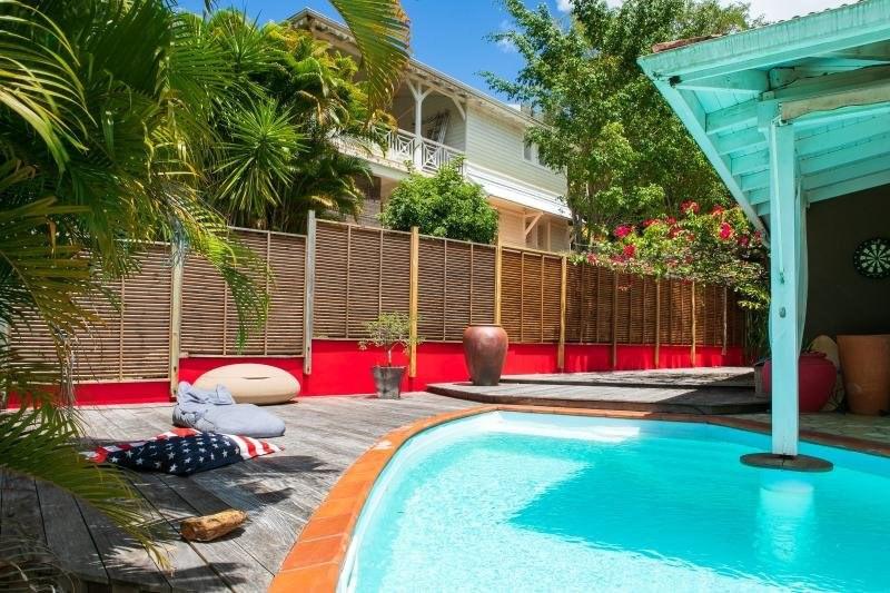 Deluxe sale house / villa Les trois ilets 627000€ - Picture 5