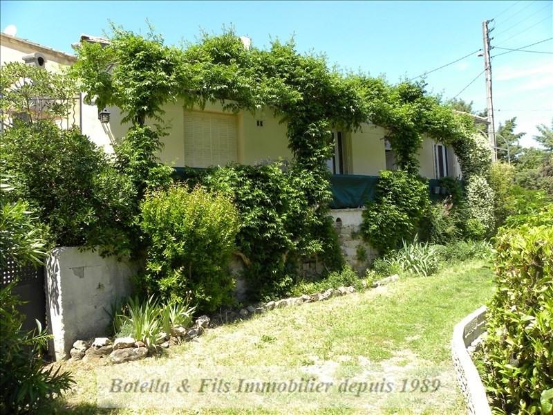 Rental house / villa Sabran 580€ CC - Picture 1
