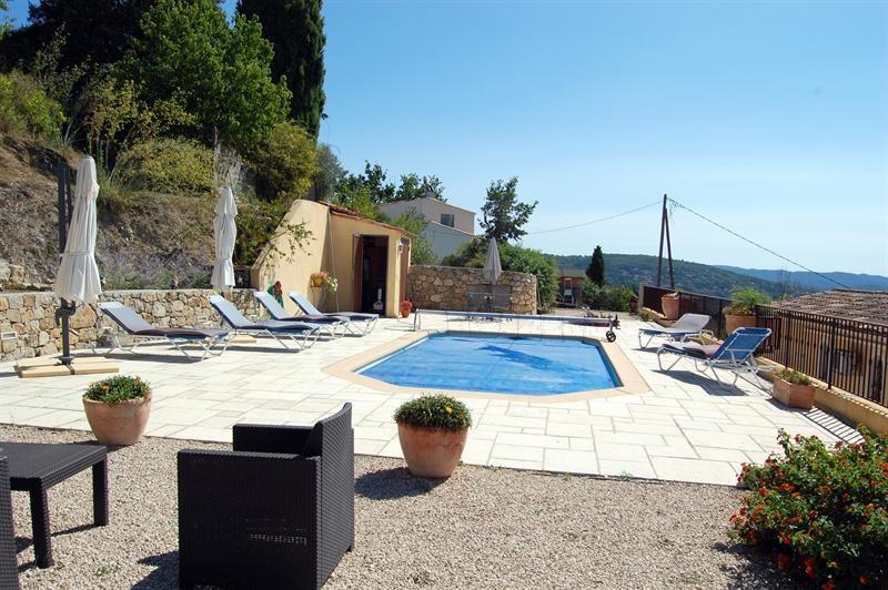 Vendita casa Montauroux 513000€ - Fotografia 4
