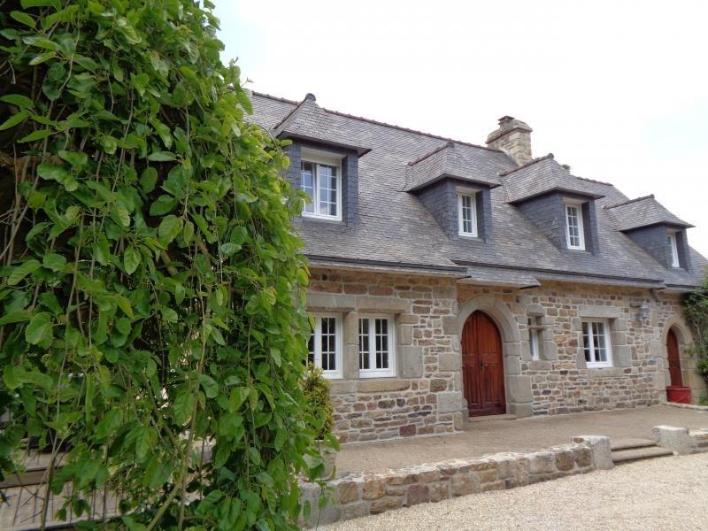Vente de prestige maison / villa Landerneau 369200€ - Photo 4
