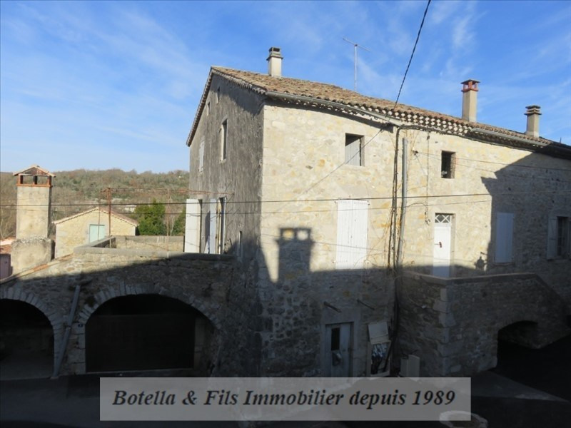 Vente maison / villa Ruoms 110 000€ - Photo 2