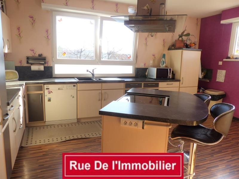 Sale house / villa Wingen-sur-moder 189 500€ - Picture 2