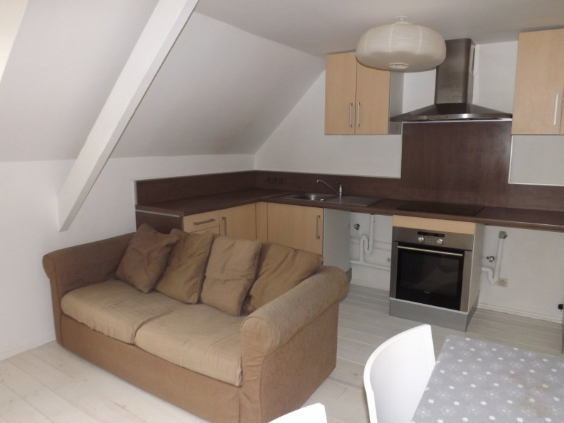 Location appartement Portbail 520€ CC - Photo 1