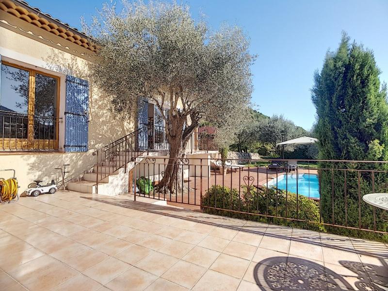 Immobile residenziali di prestigio casa Tourrette levens 560000€ - Fotografia 8