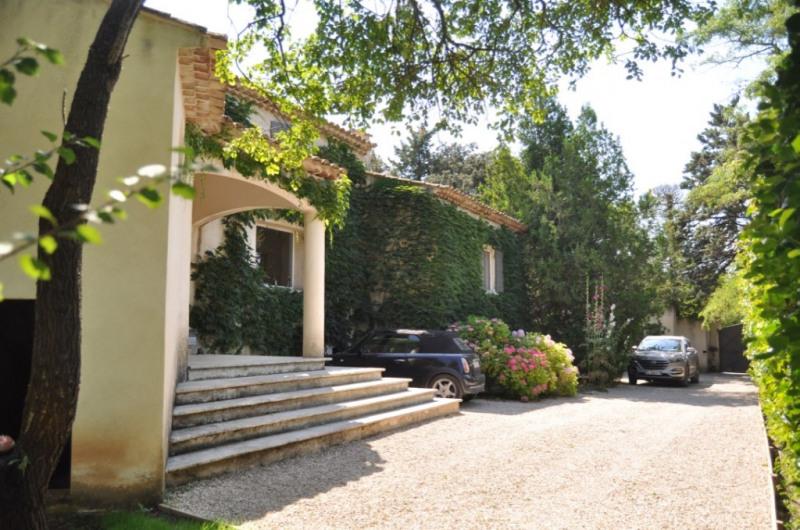 Deluxe sale house / villa Aix en provence 970000€ - Picture 5