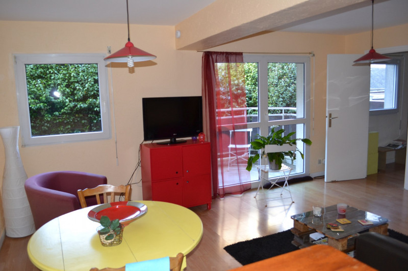 Sale apartment Quimper 86 400€ - Picture 1