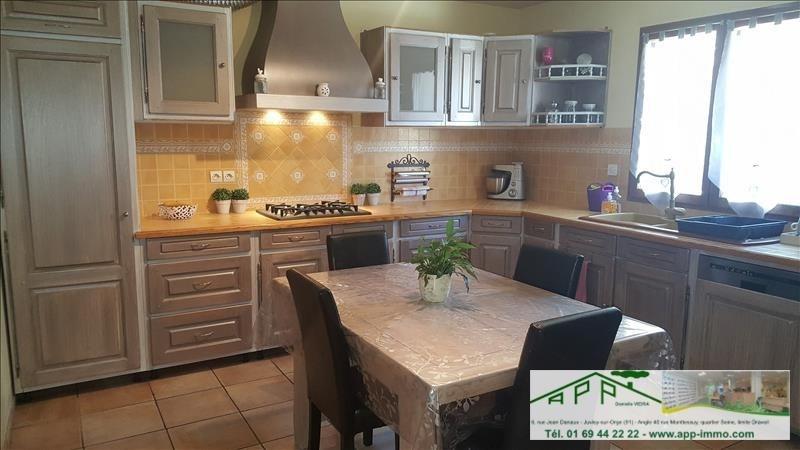 Sale house / villa Draveil 399000€ - Picture 2