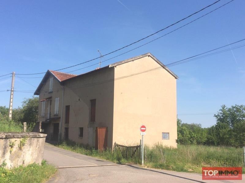 Sale house / villa Herimenil 83000€ - Picture 1