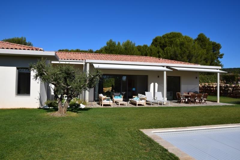 Vente maison / villa Eguilles 1120000€ - Photo 6