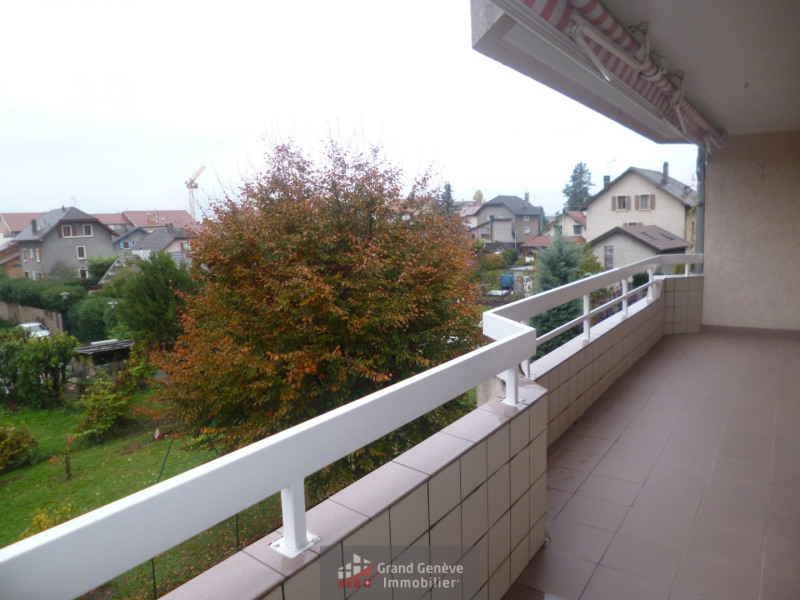 Sale apartment Ville la grand 388 000€ - Picture 1