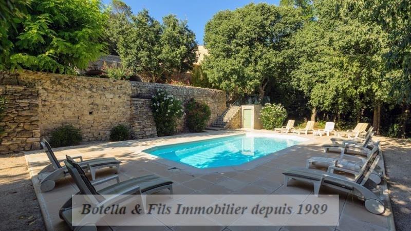 Verkoop van prestige  huis Goudargues 590000€ - Foto 1