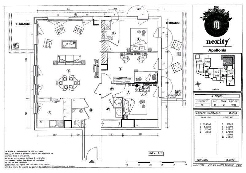 Rental apartment Juvisy sur orge 1299€ CC - Picture 3