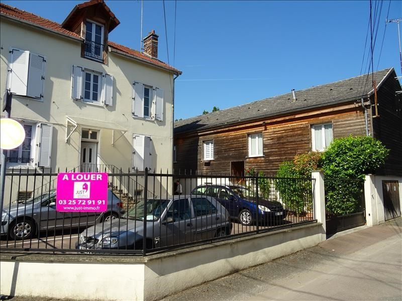 Location appartement Troyes 415€ CC - Photo 1
