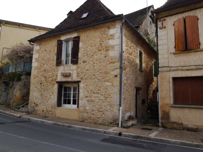 Vente maison / villa Mouleydier 102000€ - Photo 1