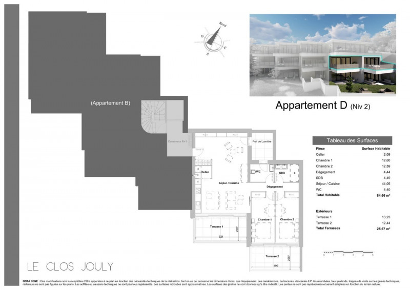 Deluxe sale apartment Annecy-le-vieux 730000€ - Picture 3