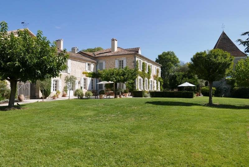 Vente de prestige maison / villa Roquelaure 1795000€ - Photo 4