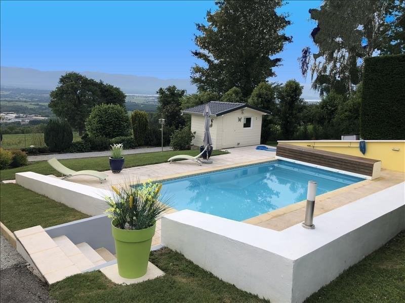 Deluxe sale house / villa Cranves-sales 598000€ - Picture 1