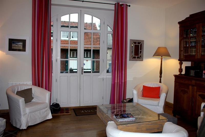 Vermietung von ferienwohnung haus Le touquet-paris-plage 974€ - Fotografie 1