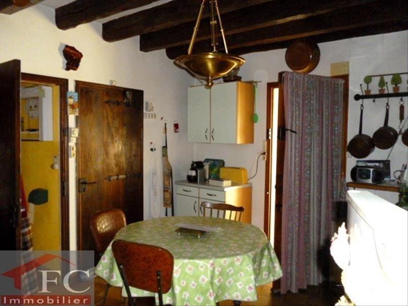 Vente maison / villa La chartre sur le loir 64900€ - Photo 5