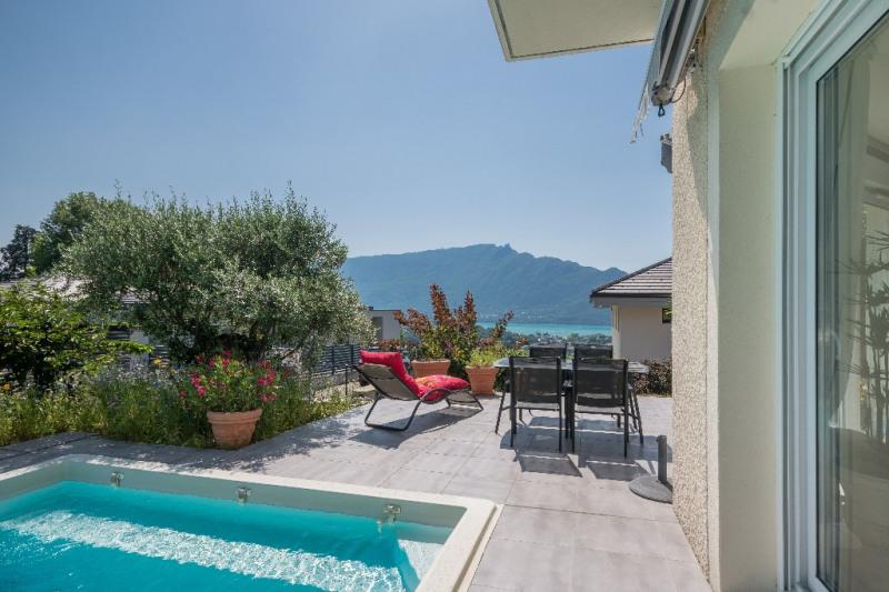 Vente de prestige maison / villa Aix les bains 835000€ - Photo 9