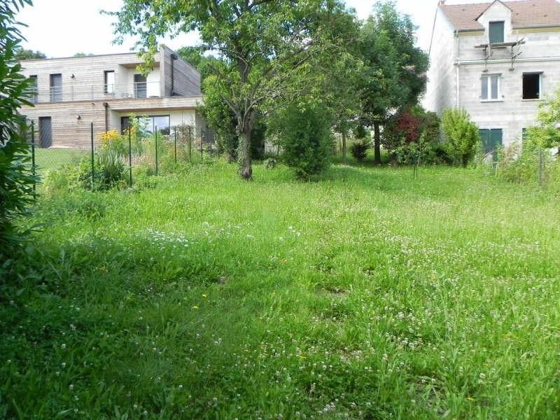 Vente terrain Jouy le moutier 167000€ - Photo 1