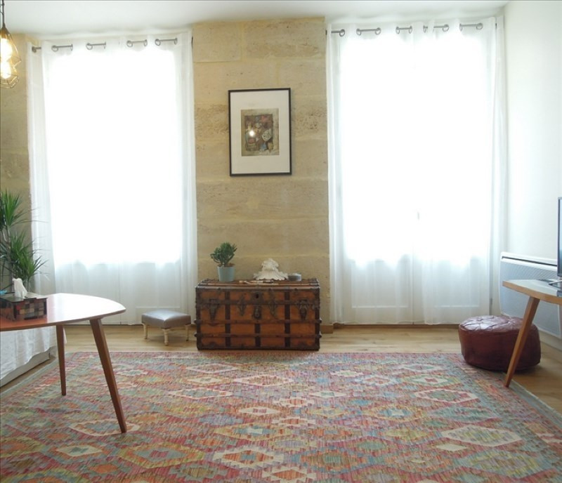 Vente appartement Bordeaux 442 000€ - Photo 1