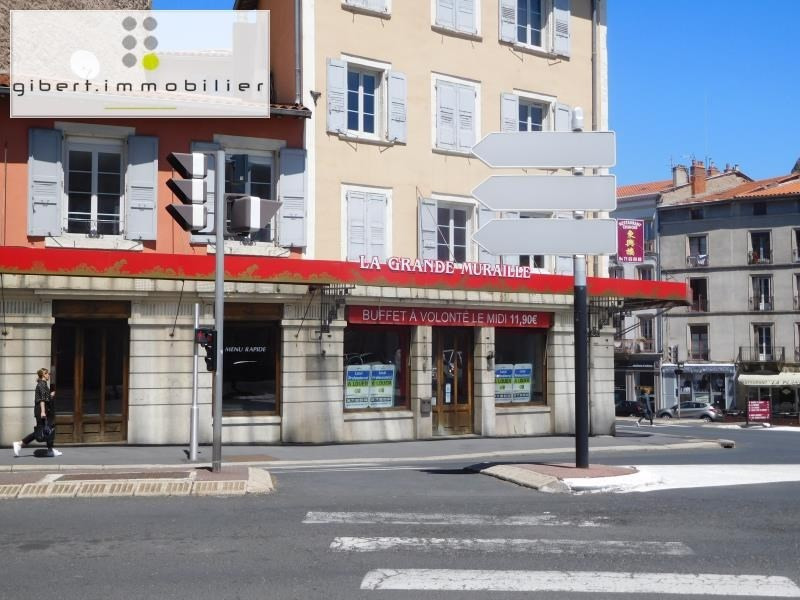 Location local commercial Le puy en velay 750€ HT/HC - Photo 1