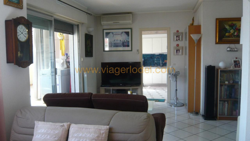 Life annuity apartment Toulon 42 500€ - Picture 1