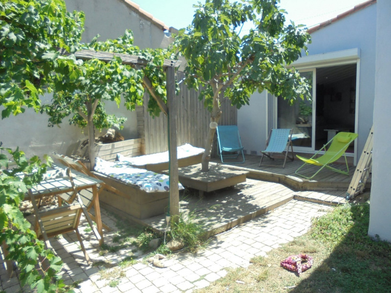 Perpignan Haut Vernet Single storey F4 house with garden