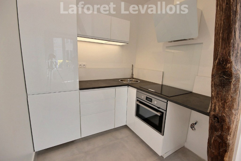 Vente appartement Levallois perret 499 000€ - Photo 1