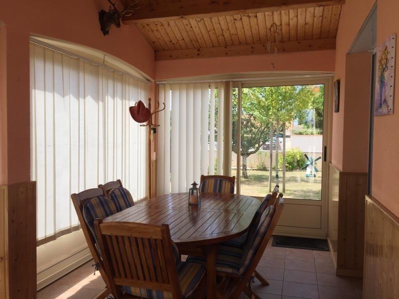 Sale house / villa St vincent sur jard 260000€ - Picture 3