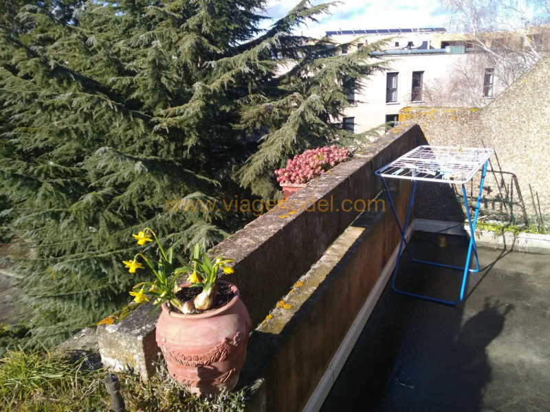 Viager appartement Toulouse 62 500€ - Photo 1