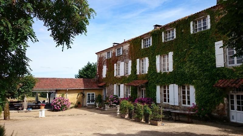 Vente de prestige maison / villa Milhac de nontron 615000€ - Photo 5