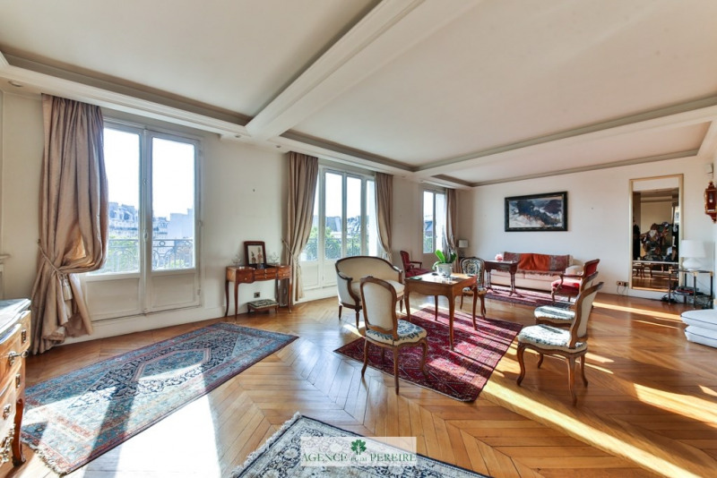 Deluxe sale apartment Paris 17ème 1800000€ - Picture 2
