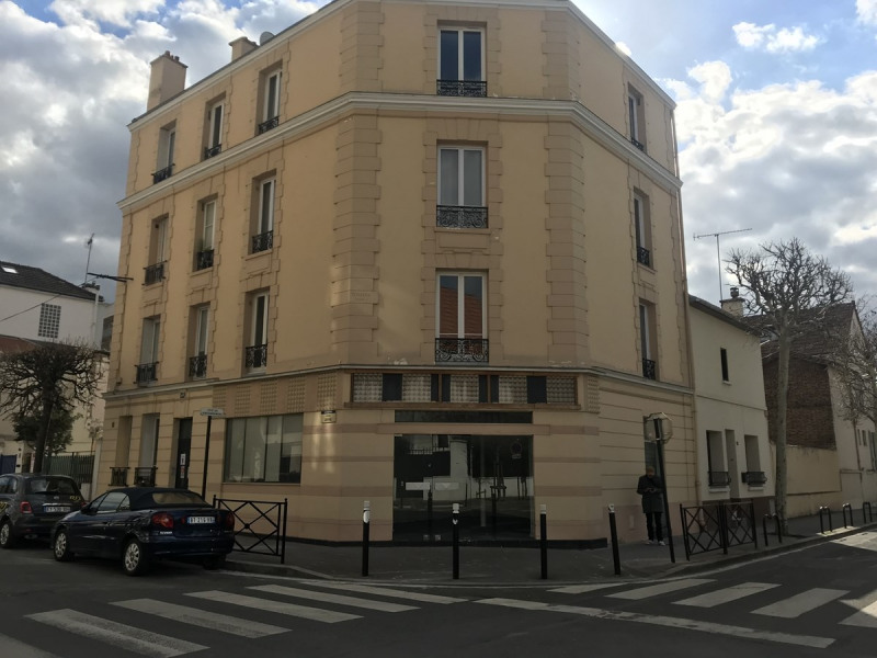 Location local commercial Courbevoie 1400€ CC - Photo 1