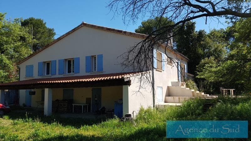 Vente maison / villa Greasque 520 000€ - Photo 1