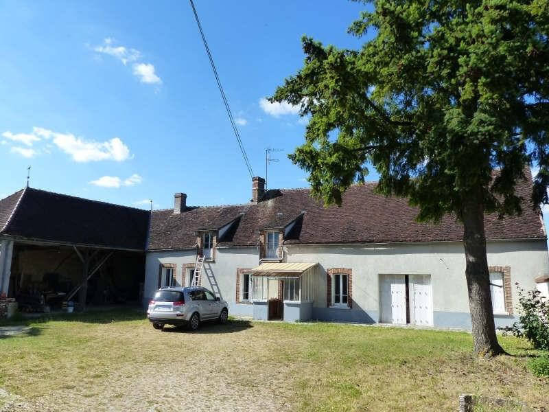Vente maison / villa Mont st sulpice 148000€ - Photo 1